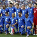 Italia, Mondiale, William Galt