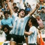 Maradona 86, William Galt