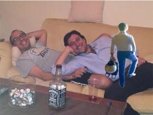 Davide e Fabrizio