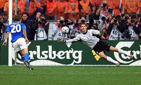 Totti europei 2000