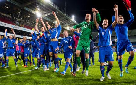 Islanda delle sorprese batte Inghilterra