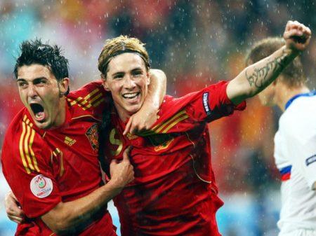torres europei 2008 dopo il gol alla germania in finale