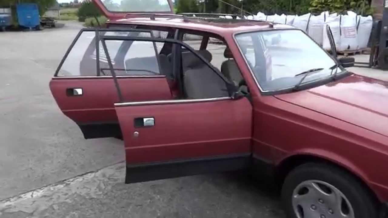 Peugeot 305 di Duccio
