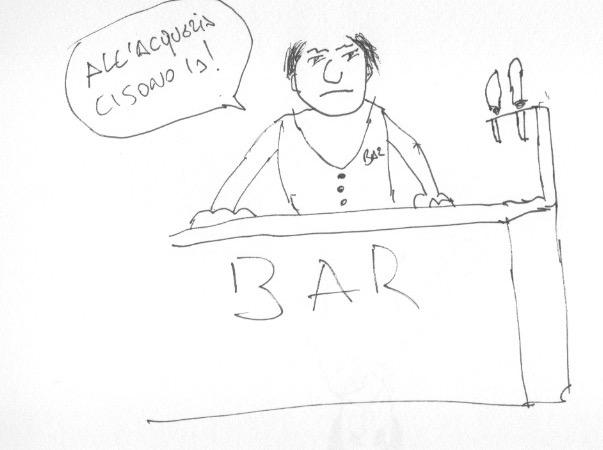 Diario S1 G10. Charles: il sogno Palermitano del picciotto del bar