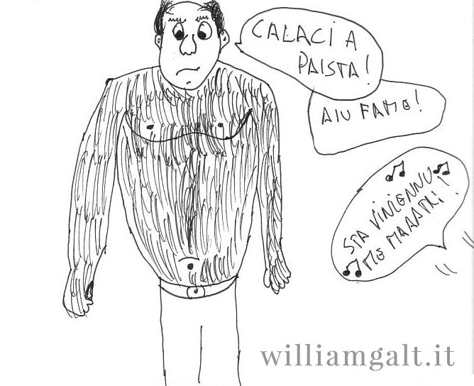 Diario S1 G21. Riconoscere i cianè (maschi). 3a puntata