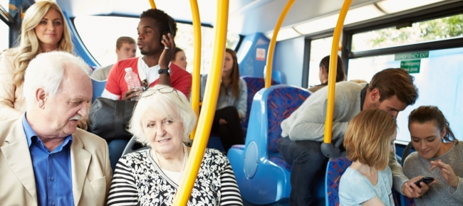 Diario S2 G12. L'associazione donatori di posto sull'autobus