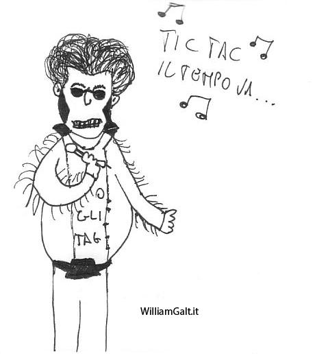 Diario S3 G19. Ricordo di un artista: Little Tony
