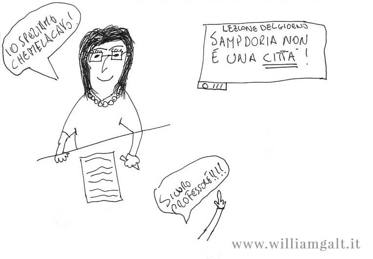 Diario S4 G18. La Professoressa