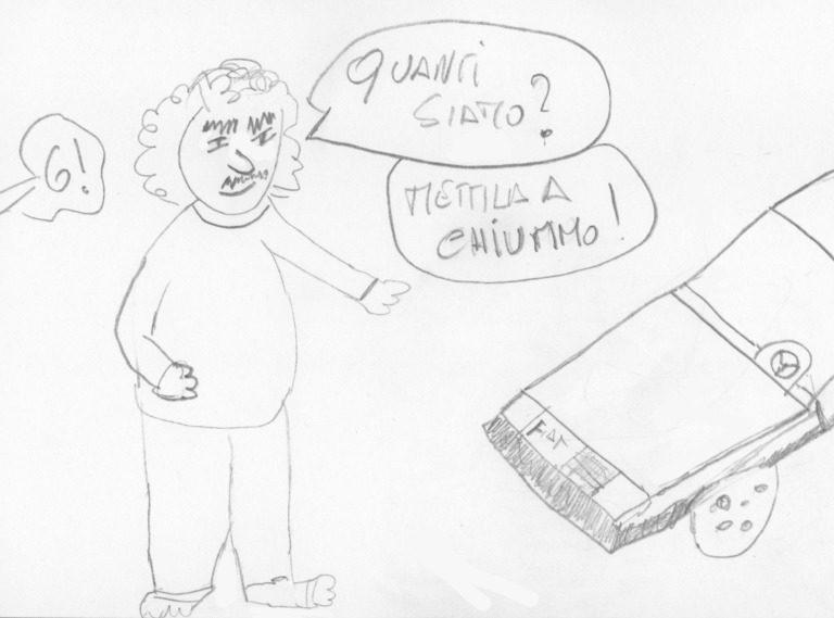 Diario S6 G7. Panda amore mio